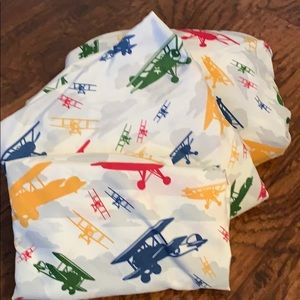 Other - Boys twin airplane sheet set